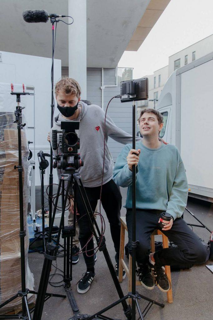 Video advert production london studio